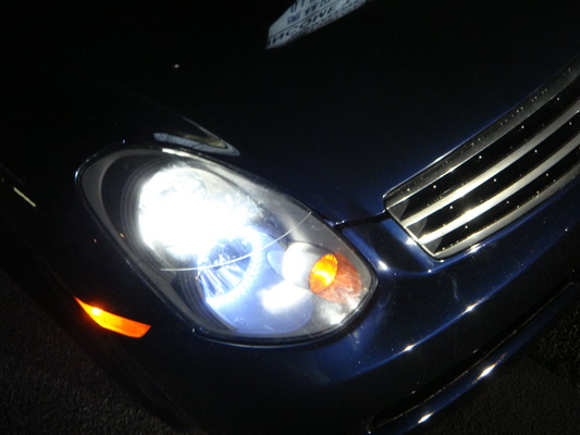 Infiniti - G35 - LED - Strip 11